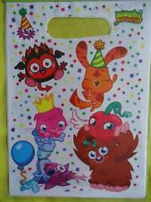 MOSHI MONSTERS   -  LOOT PARTY BAGS - Various quantities FAVOURS - BIRTHDAY