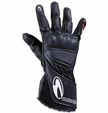 Richa WSS Glove Black Summer Leather Motorcycle Glove Armoured