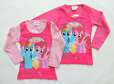 MY LITTLE PONY CAMISA MANGA LARGA JERSEY TALLA 92 98 104 110 116