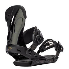 Ride Womens Snowboard Bindings - VXN Black - All-Mountain, Freestyle, 2016