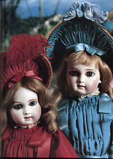 For The Love of Dolls Mildred Seeley Bru Jumeau Marque Thuillier Steiner