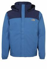 The North Face Men's Resolve Insulated Jacket Blue - Free P&P