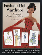 Make A Fashion Doll Wardrobe, Designs and Patterns 27 Patterns Tyler, Gene