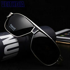 Men's Driving glasses Polarized sunglasses Aviator outdoor Sports UV400 Eyewear