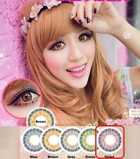 3 Tone Colored Contact Lenses Kontaktlinsen Coloured Contacts Lenses Color Angel