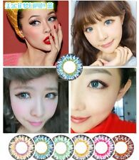 Big Coloured Contact Lenses Kontaktlinsen Colored Contacts Lens Color Icecream