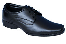 BATA BRAND MENS BLACK LACE FORMAL SHOES 6528