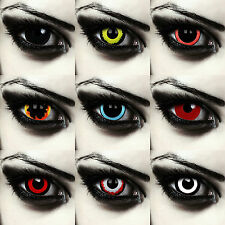 Farbige Kontaktlinsen Motivlinsen colored contact lenses Mini Sclera lenses
