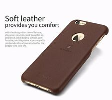 """Lenuo Music II Series Soft Skin Leather Back Cover For Apple iPhone 6/6S (4.7"""")"""