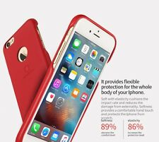 Lenuo Music II Series Soft Skin Leather Back Cover For Apple iPhone 6/6S+ Plus