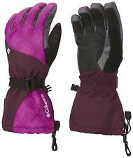 Columbia Women's Whirlibird Omni-Heat Snow Gloves - AW15: Bright Plum
