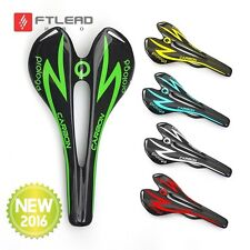 sale OEM new design15-2 italy Flag colors full carbon seat saddle road bike 275*