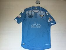 LAZIO MACRON 87 CANDREVA MATCH ISSUE SHIRT JERSEY SUPERCUP SHANGHAI JUVENTUS