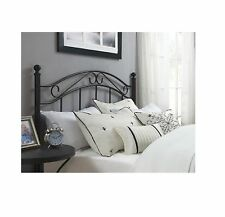 Mainstays Full And Queen Metal Headboard Metal Material Multiple Colors - New
