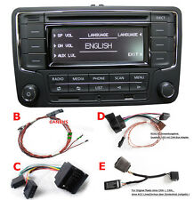 VW Autoradio RCN210 CD MP3 USB AUX BT SD GOLF TOURAN TIGUAN JETTA CADDY POLO EOS