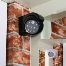 360° BATTERY OPERATED MOTION SENSOR SECURITY LED LIGHT INDOOR OUTDOOR GARDEN