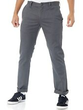 Volcom Charcoal Heather Frickin Modern Stretch Pant
