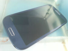 samsung galaxy s3 i9300 blue - Unlocked - good condition - android 4.3