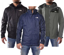 Giacca The North Face Evolve II Triclimate cappuccio uomo cosmic