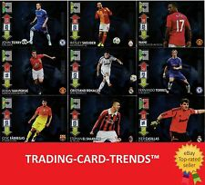 PANINI ADRENALYN XL CHAMPIONS LEAGUE 2012/2013 LIMITED EDITION CARDS
