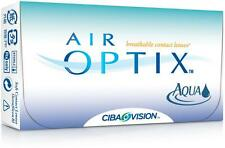 Air Optix AQUA 1 x 6er Box Monatslinsen ALCON/Ciba NEU
