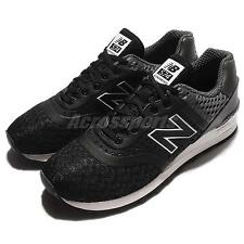 New Balance MTL574CG D Black Grey White Mens Running Shoes Sneakers MTL574CGD