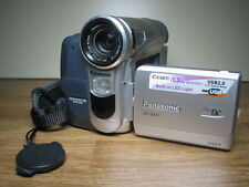 Panasonic NV GS11 MiniDV  Digital Video Camera   MiniDV format