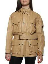 BELSTAFF PANTHER NATURAL giacca pelle donna