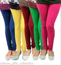 UNIQUE- DOLLAR MISSY FULL SIZE CHURIDAR LEGGING 65 COLOUR 4-WAY STRETCH FABRIC