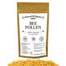 Natural & Organic - BEE POLLEN - 100% Natural (SPECIAL OFFER up to 30% OFF)