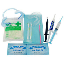 In-Office Dental Teeth Whitening System Complete Patient Kit Sensitive Strength