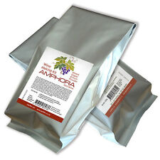 Wine Making Kit AMPHORA 23L of Wine in 12 Days Mixed Grape & Dried Fruit Powder