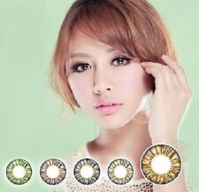 Colored Contact Lenses Kontaktlinsen Coloured Contact Lenses Color Angela Big