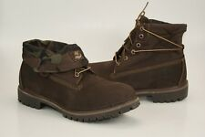 Timberland Roll Top 6 Inch Boots Lace Up Boots Winter Boots Men's Shoes