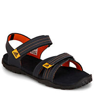 Adidas Mens Adwen Navy Orange Sports Sandals / Floaters - Cod Available