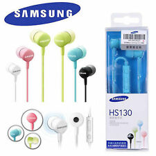 Headset Headphone Handsfree Samsung HS130 With Mic For Samsung & All Mobiles