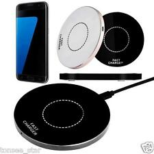 3 Coils Qi Wireless Charger Stand Foldable Premium Charging Pad for Note 7