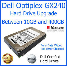 Dell Optiplex GX240 Interno IDE Computer PC Disco Rigido Aggiornamento