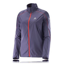 Salomon S-Lab Light Damen Laufjacke Jogging Jacke Windjacke Funktionsjacke Lila