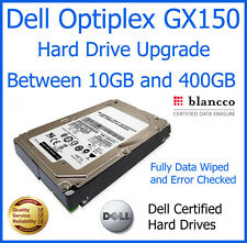 Dell Optiplex GX150 Interno IDE Computer PC Disco Rigido Aggiornamento