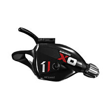 SRAM X01 Shifter - Trigger - 11 Speed Rear w Discrete Clamp Red