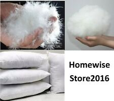 Cushion inserts & pads, Duck Feather & Down OR Hollow Fibre-All Sizes