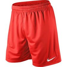 Nike Park II Knit Shorts Men's Red Short Size - Large 448224-657