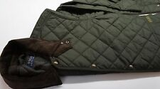 BNWT RALPH LAUREN MEN BOY RICHMOND BOMBER QUILTED JACKET NAVY GREEN M XL XXL