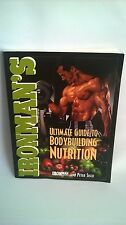 Ironman's  Ultimate Guide to Body Building Nutrition by Peter Sisco, Magazine Ir