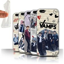 Official The Vamps Gel/TPU Case/Cover for Apple iPhone 6S /The Vamps Doodle Book