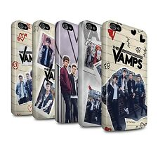 The Vamps Gloss Tough Case/Cover for Apple iPhone 4/4S /The Vamps Doodle Book