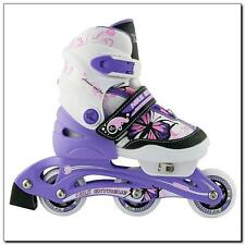 Bambini Inline Skate Nils Extreme NJ9128A Inliner Pattini a rotelle