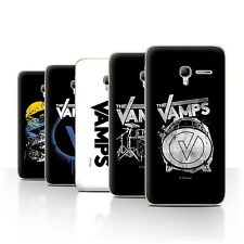"The Vamps Hülle/Case für Alcatel Pop 3 5"" /The Vamps Graffiti Band Logo"
