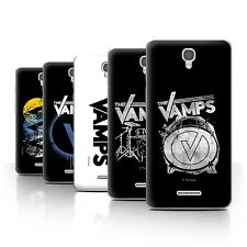 The Vamps Hülle/Case für Alcatel Pop Star 3G /The Vamps Graffiti Band Logo